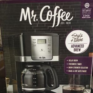 Mr Coffee  coffee pot